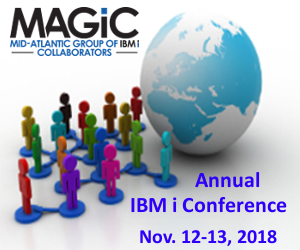 MAGiC IBM i users group conference: You'll be glad you came!